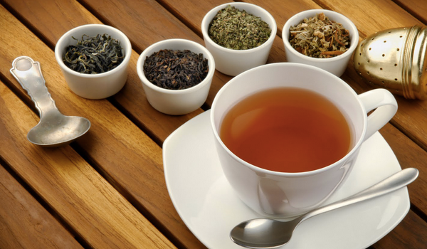 Herbal Teas With Stimulating Effects [Natural Stimulants